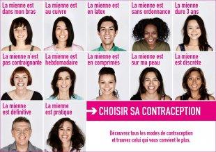 Choisir sa contraception. SPF, 2019