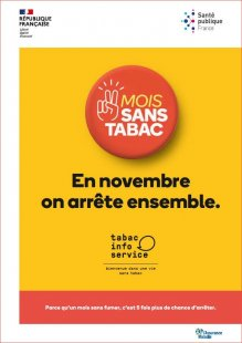 Tract En nov. on arrête ensemble